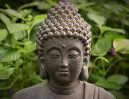 Buddha Figuren Garten